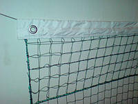 Cетка для большого тенниса простая школьная (капрон)