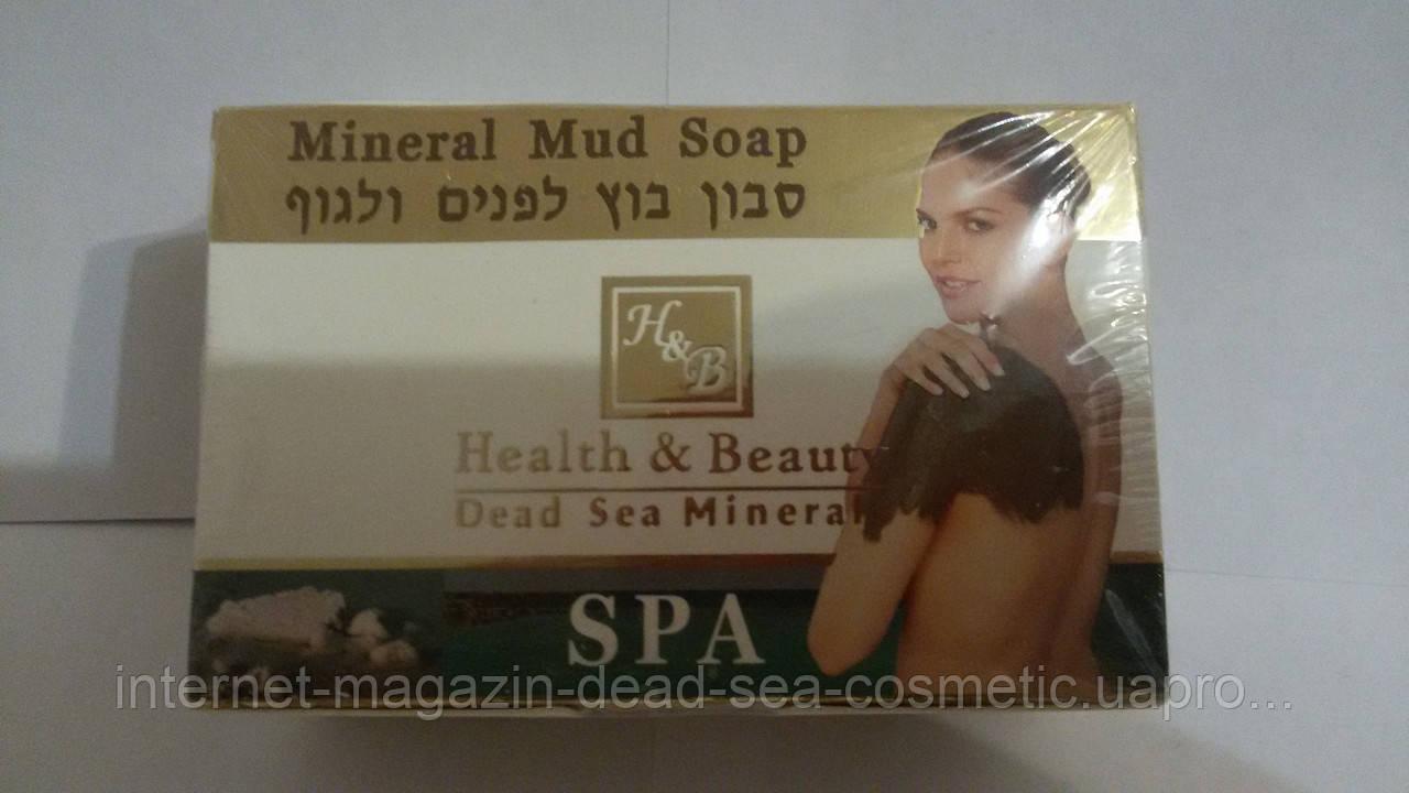 Грязевое мыло Health and Beauty Израиль