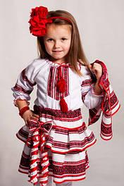 Вышитая одежда для девочек: детская, подросток.