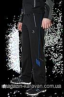 Купить  спортивные штаны черные 46 размер