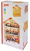 Goki Кукольный домик 3 этажа, арт. 51957