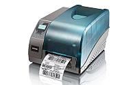 Коммерческий принтер этикеток POSTEK G3000 (USB+RS232+Ethernet +USB HOST), 300 dpi