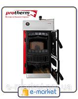 Твердотопливный котел Protherm Бобер 30 DLO (уголь/дрова) 5 секций 24 квт