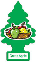 Елочка Little Trees®, аромат зеленое яблоко