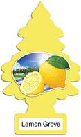 Елочка Little Trees®, аромат лимон