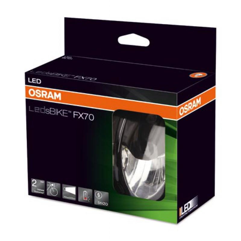 Велосипедная фара OSRAM LEDsBIKE FX70