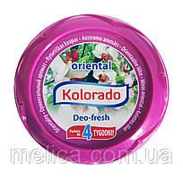 Гелевый освежитель воздуха Kolorado Deo-fresh Oriental Ориентальный аромат - 150 г.