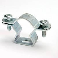 Стальной хомут для труб, оцинкованная сталь, DKC, Cosmec