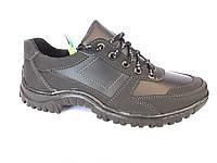 Туфли спортивный на шнурках мужские черный Perfect - T-15