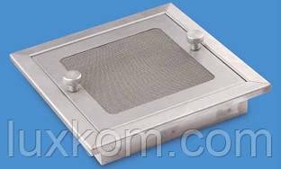 ESL-U - алюминиевая волокноудерживающая решетка
