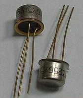 КТ325В транзистор NPN (h21э 160...400) (1000 МГц) кремниевые усилительные с ненормир коэфф. шума