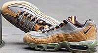 Мужские кроссовки найк Nike Air Max 95 PRM Wheat от магазина tehnolyuks.prom.ua 099-4196944
