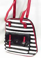 Сумка-рюкзак из Искусственной Кожи!