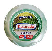 Гелевый освежитель воздуха Kolorado Deo-fresh Green teа Запах зеленого чая - 150 г.