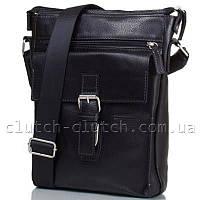 Мужская сумка через плечо Eterno 3929 черная