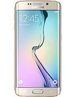 Samsung G925F Galaxy S6 Edge 32GB Gold Platinum, фото 1