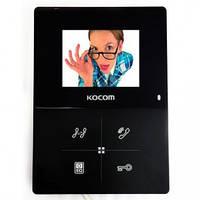 Цветной видеодомофон Kocom KCV-401EV