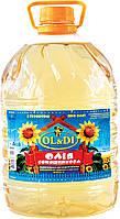 """Масло подсолнечное рафинированное """"Олди"""""""