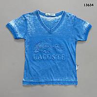 Футболка Lacoste для мальчика. 6, 8, 10 лет