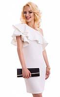 Женское платье 3057 белый