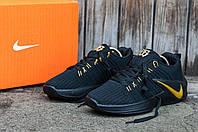 Мужские кроссовки Nike Zoom 🔥 (Найк Зум) черные
