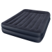 Intex Надувная велюровая кровать 66702 Intex со встроенным насосом, фото 1