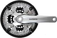 Шатуны Shimano FC-T4010 48X36X26T 175MM OCTALINK, фото 1