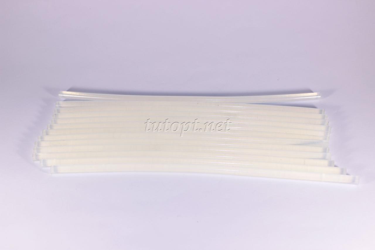 Клеевые стержни Фиксатор тонкий (7мм)