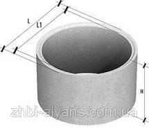 Кольца стеновые пазогребневые