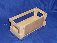 Ящик деревянный универсальный Сосна 10.033