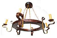 Колесо(6)рог свеча-висячее