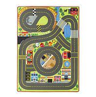 """Игровой коврик """"Трасса"""" MD5191, Melissa&Doug"""