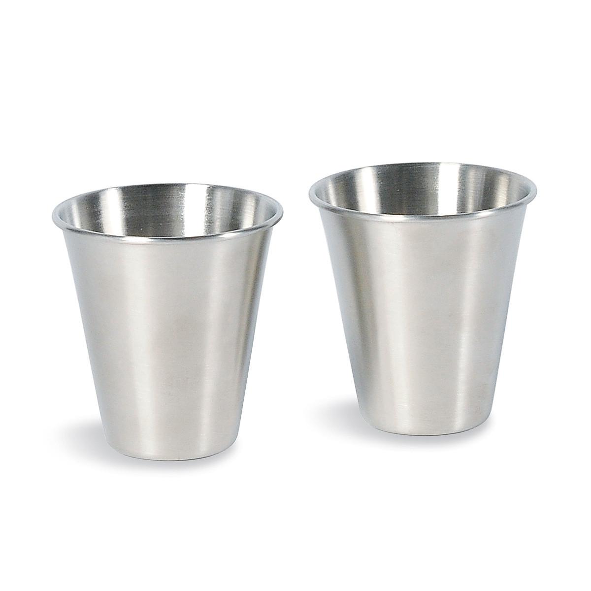 Набор рюмок из нержавеющей стали Tatonka Shot Cup Set (4067.000)