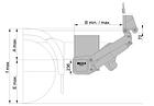 Гідроборт Bär Cargolift BC 1000 S2 Standard, фото 5