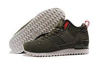 Кроссовки мужские Adidas Military Trail Runner Army Green, (адидас), хаки