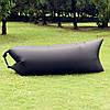 Надувной диван Lamzak, Ламзак hangout надувной гамак, кресло, матрас, черный, красный, синий, зеленый, желтый, фото 3