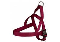 TRIXIE Experience Шлейка норвежская для собак, красный, 53-66cм, 30мм