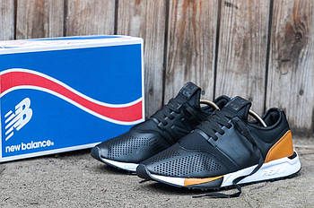 Мужские кроссовки New Balance 247 🔥 (Нью Баланс) черные