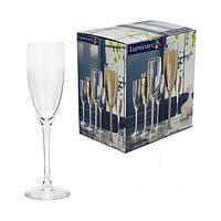 Signature Набор бокалов для шампанского 170 мл-6 шт Luminarc H8161