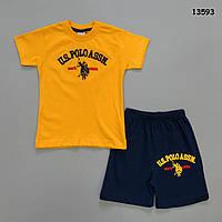 Летний костюм Polo для мальчика. 1-2 года