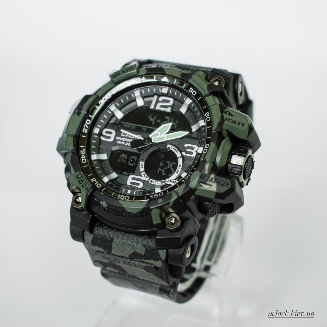 Часы Casio G-Shock Mudmaster GG 1000 (replica)