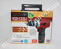 Шуруповерт аккумуляторный  ICD-12/2 LIS