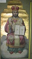 Иконостас авторства художника Антона Манастырского, 1927 год