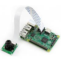 Камера Camera (B) з регульованим фокусом для Raspberry Pi (5мп, OV5647,1080P)