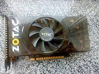 Видеокарты Zotac GTS 450, 1Gb, 128Bit, GDDR5    (GTX 650 550ti HD 6770 5770 4870 7750)