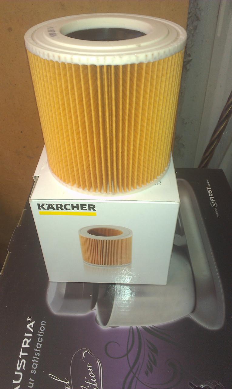 патронный фильтр для пылесоса Karcher Wd 2 Home для сухой и влажной уборки продажа цена в харькове пылесосы и пароочистители для дома от интернет