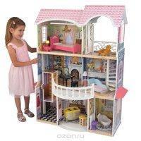 Домики KidKraft для кукол
