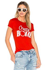 Футболка Cherry Bomb