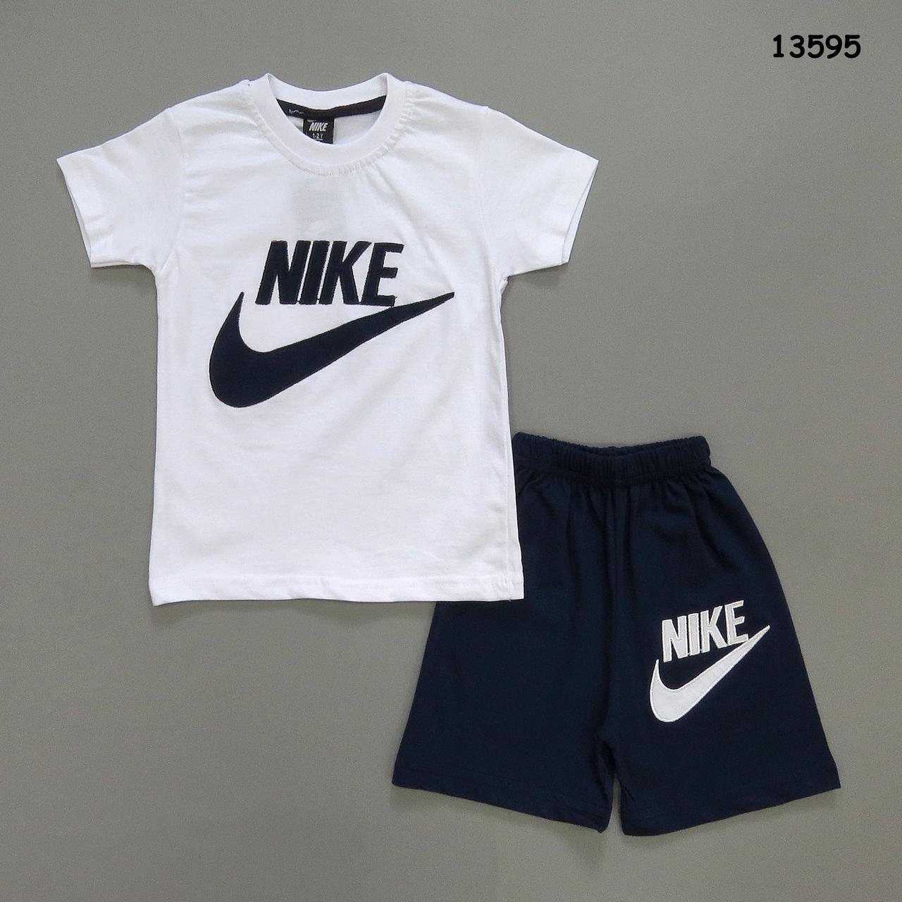 5b2b0046 Летний костюм Nike для мальчика. 4-5; 6-7 лет, цена 157,80 грн ...