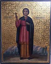 Икона Святой Виталий нач.ХХ-го века, фото 3
